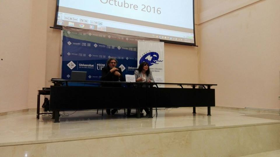 Dia internacional de l'Educació Social 2016